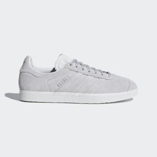 Gazelle Stitch and Turn Shoes Grey / Grey / Cloud White BB6709