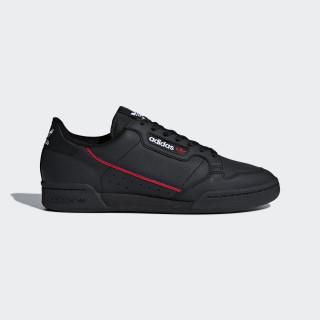 Chaussure Continental 80 Core Black / Scarlet / Collegiate Navy B41672