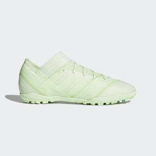 Zapatos de Fútbol Nemeziz Tango 17.3 Césped Artificial AERO GREEN S18/AERO GREEN S18/HI-RES GREEN S18 CP9101