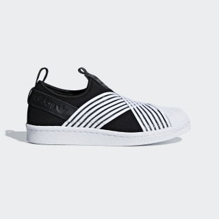Zapatilla Superstar Slip-on Core Black / Ftwr White / Ftwr White D96703