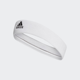 Tennis Headband White/Black CF6925