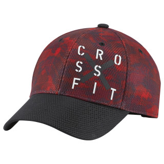 Reebok CrossFit Baseball Cap Primal Red CD7283
