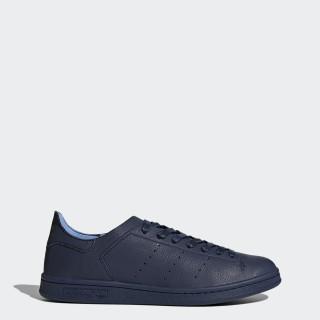 Sapatos Stan Smith Leather Sock Collegiate Navy/Collegiate Navy/Collegiate Navy BZ0231