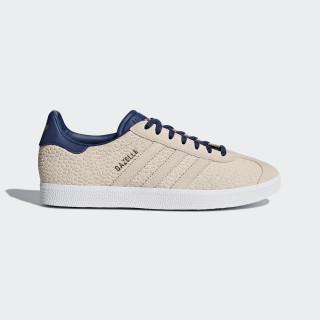 Gazelle Shoes Linen/Linen/Noble Indigo CQ2190