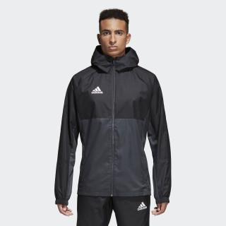 Tiro 17 Rain Jacket Black / Grey / White AY2889