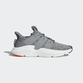 Prophere Shoes Grey / Cloud White / Solar Red CQ3023