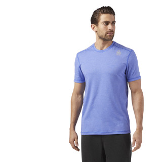 Reebok CrossFit Burnout Tee Acid Blue CD4488