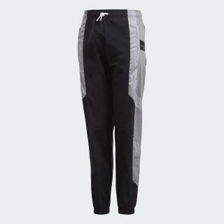 PANTS (1/1) J EQT PANT BLACK/WHITE/GREY THREE F17 D98892