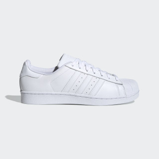 Buty Superstar Foundation Shoes Footwear White B27136