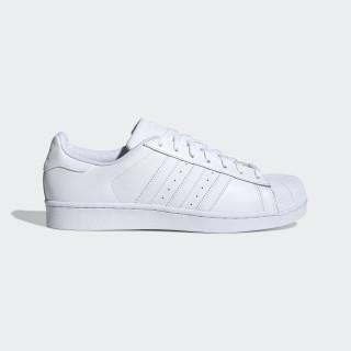 Superstar Foundation Schoenen Footwear White B27136