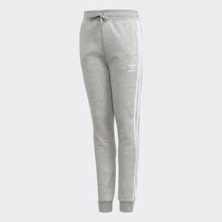 Fleece Pants Medium Grey Heather / White DH2703