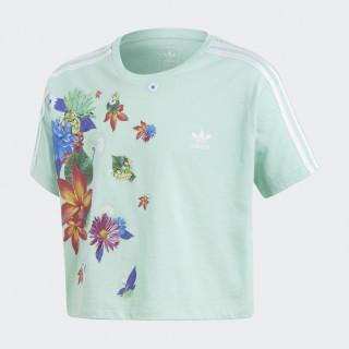 Camiseta GRPHC Corte Alto EASY GREEN S17 CE1094