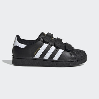 Superstar Foundation Shoes Core Black/White B26071