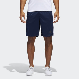 Shorts D2M 3 Franjas COLLEGIATE NAVY/WHITE BR1461