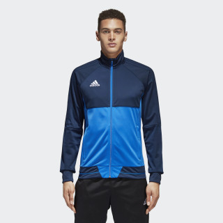 Tiro 17 Trainingsjacke Collegiate Navy/Blue/White BQ2597