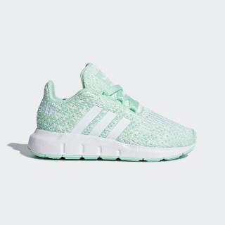 Swift Run Shoes Clear Mint / Ftwr White / Aero Blue B37123
