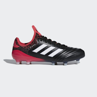 Copa 18.1 Firm Ground Boots Core Black/Ftwr White/Real Coral CM7663