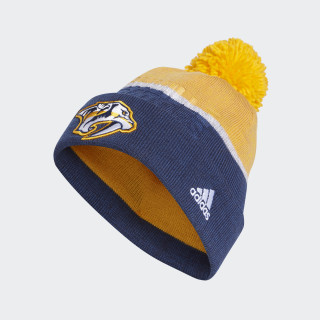 Predators Team Cuffed Pom Beanie Nhl-Npr-51q CX3140