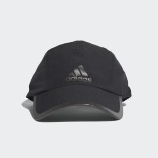 Climalite Running Cap Black/Black/Black Reflective CF9630