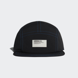 adidas NMD 5-Panel Cap Black / Lush Blue DH4418