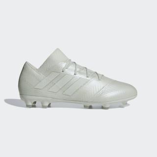 Nemeziz 18.2 FG Fußballschuh Ash Silver / Ash Silver / White Tint DB2093