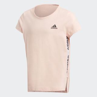 Camiseta ID VFA HAZE CORAL/BLACK DJ1397
