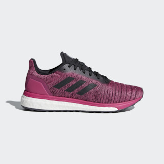 Solar Drive Shoes Real Magenta / Carbon / Grey Five AQ0339