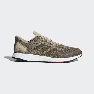 PureBOOST DPR Schuh Brown/Raw Gold/Trace Olive/Collegiate Burgundy BB6292