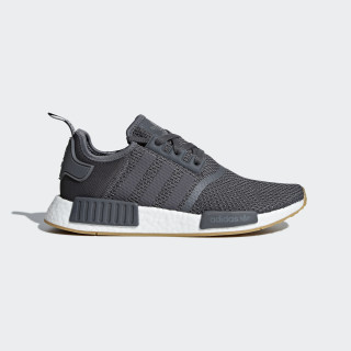 NMD_R1 Schuh Grey Five / Grey Five / Core Black B42199