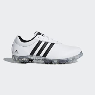 Zapatilla adipure Flex Wide Footwear White/Core Black/Silver Metallic F33456