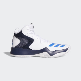 Zapatillas Crazy Team II FTWR WHITE/BLUE/COLLEGIATE NAVY CQ0837
