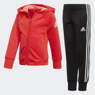 Track Suit BRIGHT RED/WHITE BLACK/WHITE CF6617