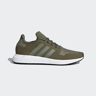 Swift Run Shoes Base Green / Base Green / Core Black CQ2108