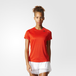Playera D2M Loose CORE RED S17 BS1922