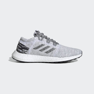 adidas x UNDEFEATED PureBOOST GO Schuh Core Black / Core Black / Core Black BC0474