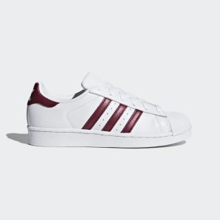 Superstar Schuh Ftwr White / Supplier Colour / Grey Two D97999