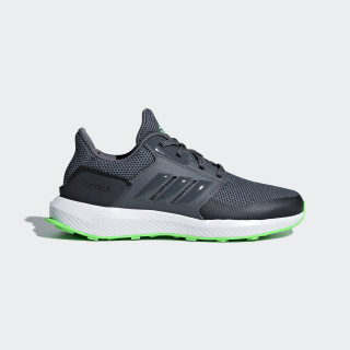 RapidaRun Shoes Grey / Shock Lime / Carbon AH2594