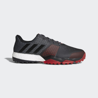 Adipower S Boost 3 Wide Shoes Onix / Core Black / Scarlet AC8308