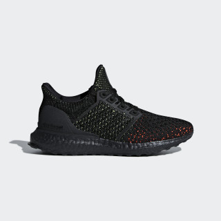 Ultraboost Clima Shoes Core Black / Core Black / Solar Red B43507
