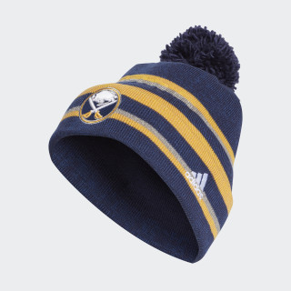 Sabres Team Cuffed Pom Beanie Multi CX3131