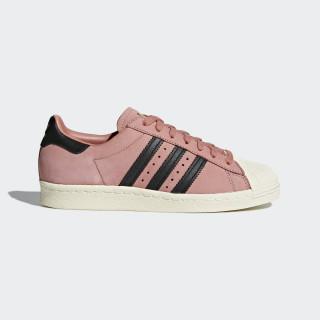 Superstar 80s Shoes Ash Pink/Core Black/Cream White CQ2513