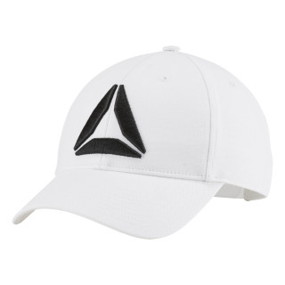 Active Enhanced Baseball Cap White CZ9943