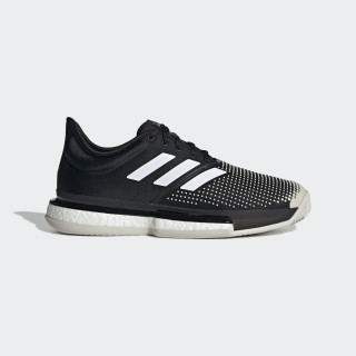 SoleCourt Boost Clay Shoes Core Black / Ftwr White / Raw White G26293