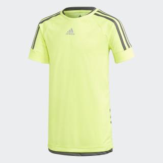 Predator Shirt Solar Yellow / Grey Five DJ1250
