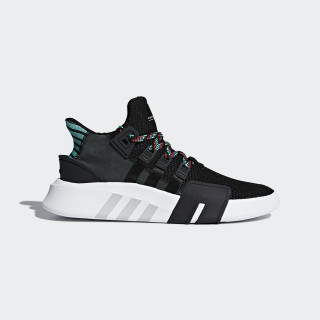 EQT Bask ADV Shoes Core Black / Core Black / Sub Green CQ2993