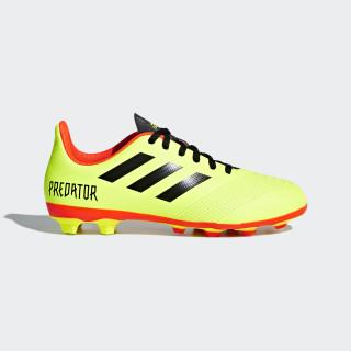 Predator 18.4 Flexible Ground Boots Solar Yellow / Core Black / Solar Red DB2321
