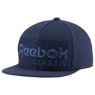 Classics Foundation Hat Collegiate Navy / Washed Blue CV8656