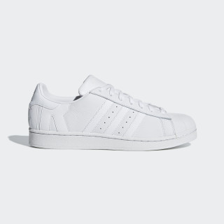 Superstar Schoenen Ftwr White / Ftwr White / Crystal White B37986