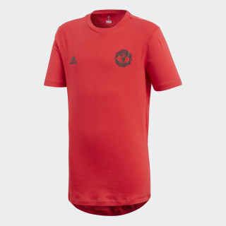 Manchester United T-Shirt Real Red CV6185
