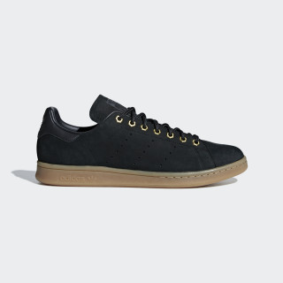 Sapatos Stan Smith WP Core Black / Core Black / Carbon B37872